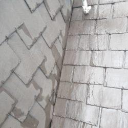 Reparación tejados pizarra